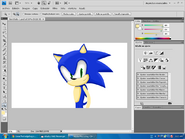 Sonic 3D WIP