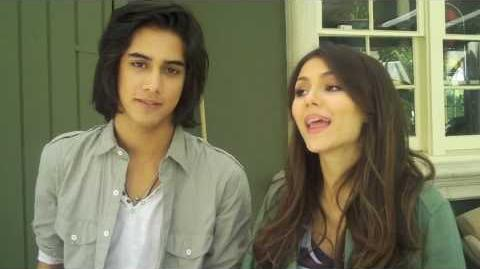 Vic and Avan Improv!
