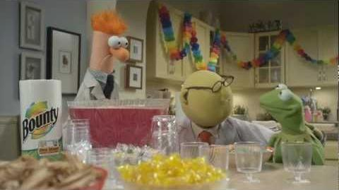 Kermit's Party - Episode 3 Bunsen & Beaker Science Can Be Messy
