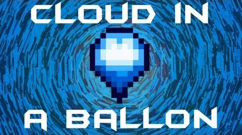 Cloud In A Ballon Terraria HERO