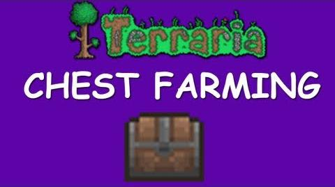 Terraria - Chest Farming