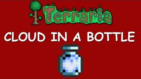 Terraria - Cloud in a Bottle