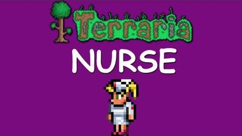 Terraria - How to get the Nurse