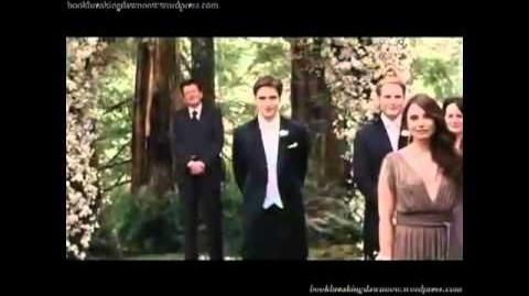 Breaking Dawn trailer in reverse