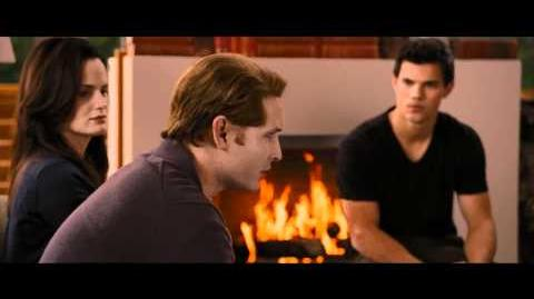 The Twilight Saga Breaking Dawn - Part 1 ''Sam's Plan'' clip