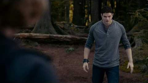 Twilight Eclipse Clip - Fight Training