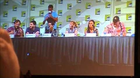 Adventure Time Panel-SDCC 2011- Part 4