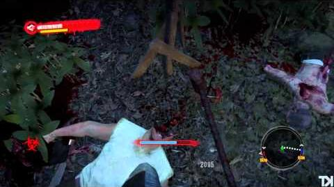Dead Island - Easter Egg - How To Find Jason Voorhees