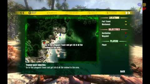 Dead Island - Id Card 03 Location