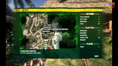 Dead Island - Id Card 11 Location