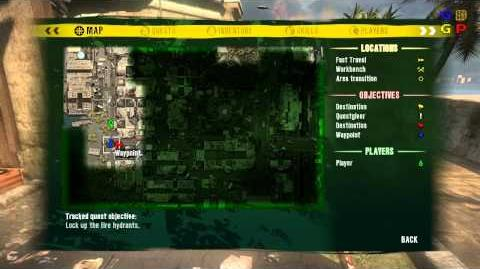 Dead Island - Id Card 39 Location