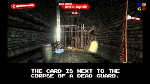 Dead Island - Id Card 89 Location