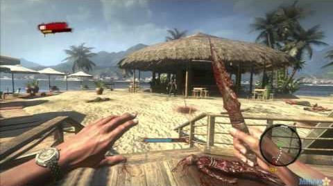 Dead Island Walkthrough - Exodus