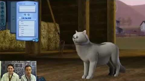 Gamescom - Sims 3 Pets PC Producer Demo Chat