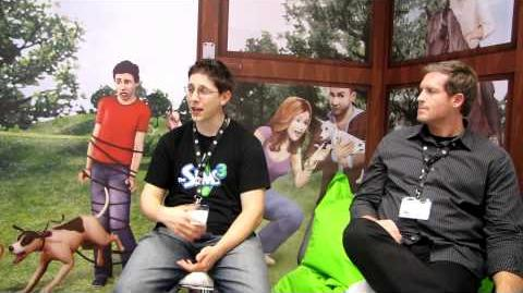 The Sims 3 Pets Interview - PC and Console - Gamescom 2011