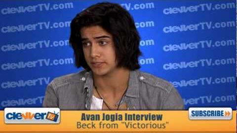 "Avan Jogia Interview Beck From ""Victorious"""