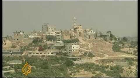 Israel locks down West Bank village over protests - 6 Jul 08