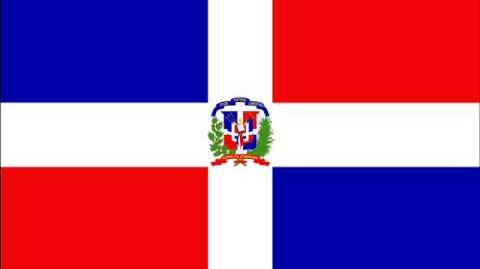 NATIONAL ANTHEM OF DOMINICAN REPUBLIC
