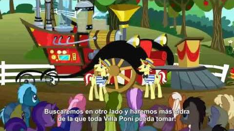 My Little Pony Friendship is Magic. Episodio 41 The Super Speedy Cider Squeezy 6000 - Sub Español