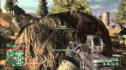 Homefront Gameplay ACR MK3 ACOG 24-6