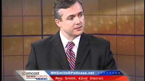 Rep. Matt Smith discusses his opposition to funding cuts to education