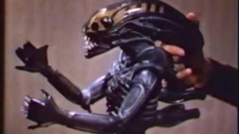 Alien Action Figure (Commercial, 1979)