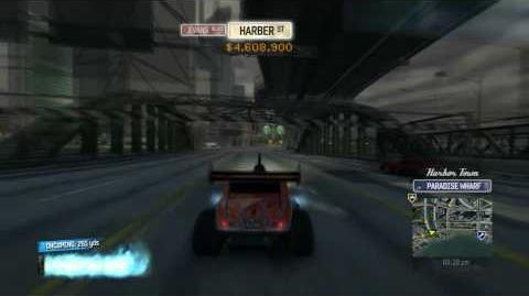 Burnout Paradise Hot Rod Extreme