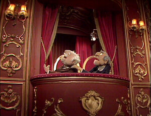 TMS-Statler&amp;Waldorf-Dancing
