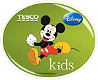 Tesco Disney Kids
