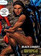 Black Canary (Generation Lost)