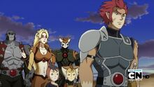 Thundercats desert group