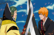 Ichigo Fights Inaba