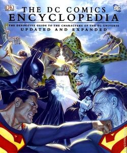 DC Comics Encyclopedia Updated and Expanded