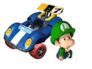 Baby Luigi 2.0