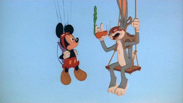 [Hong Kong Disneyland] Nouveaux Lands en prévision  - Page 2 Mickey-mouse-bugs-bunny-113