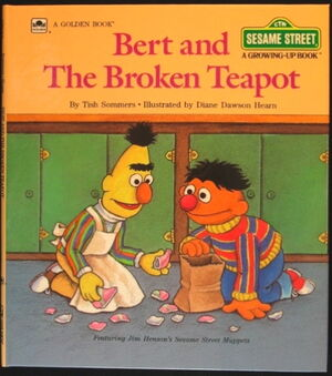 1985 bert and the broken teapot