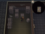 Simple clue Drayor Manor crate