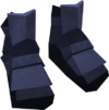 Mithril boots detail