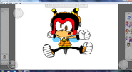 Charmy Bee By Metal