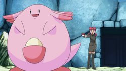 Nurse Joy Chansey