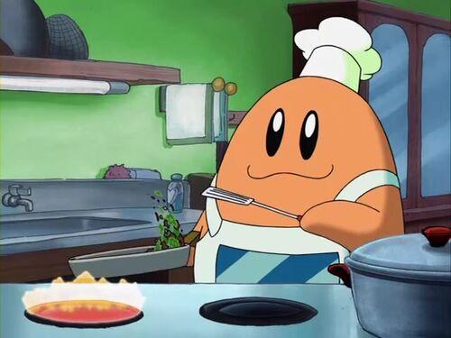 Chef Kawasaki Voice Actor English