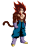 Vegetto ssj4 gt de dairon11 by theothersmen-d3a4bd0