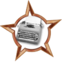Typing Badge
