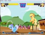 Fighting is Magic Applejack something