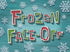 Frozen Face-Off Title Card