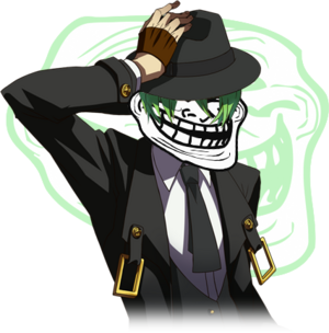 Hazama (Fan Art, User Picture, OoScienceoO, 1)