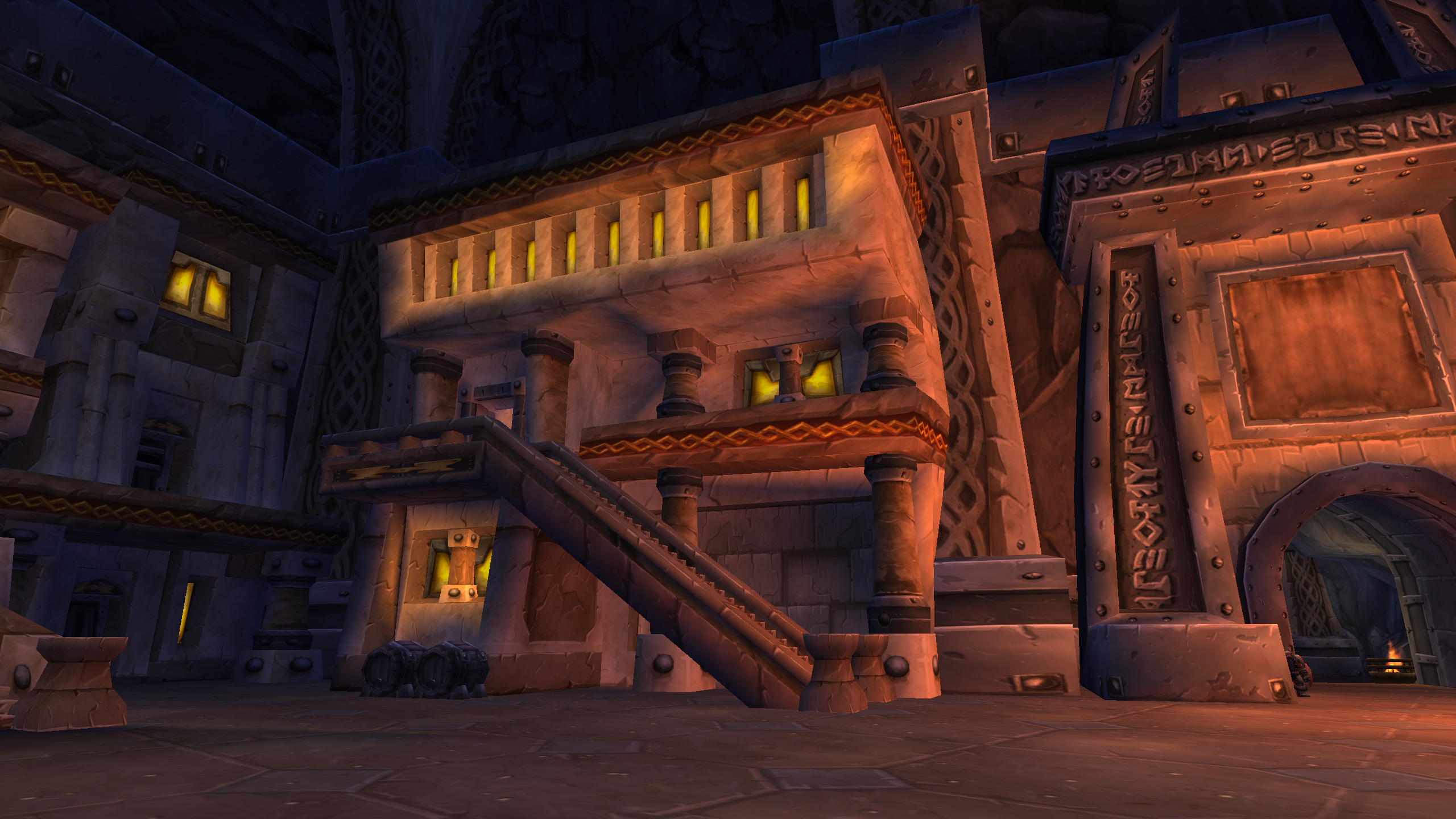 how to get to guild hall wow