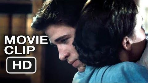 The Hunger Games 5 Movie CLIP - Katniss Says Goodbye to Gale (2012) HD Movie