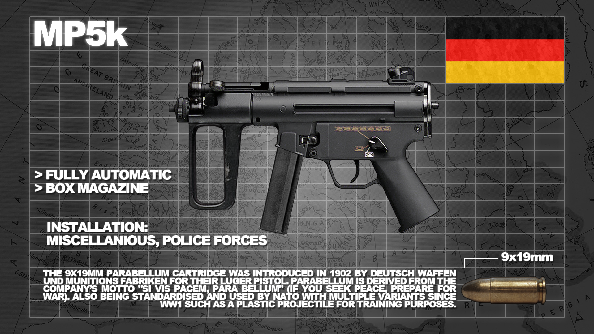 Black Ops Mp5k Related...