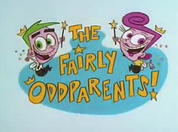 The Fairly Oddparent 1998 Logo